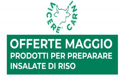 VICERE CARNI OFFERTE MAGGIO